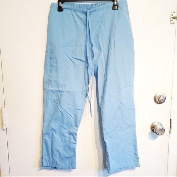 96ae231feb2 Uniform Advantage Pants | 5 For 25 Light Blue Uniform Scrub | Poshmark